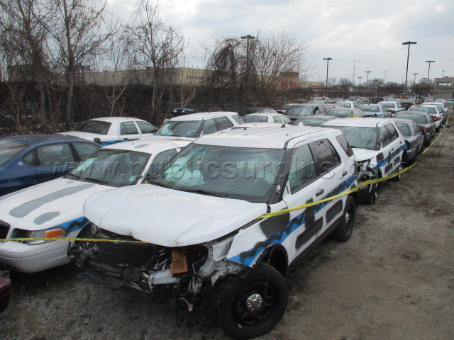 #2050192 - Sale of Scrap Vehicles-Twenty-five (25) Vehicles Sold as One Lot (Group #163)