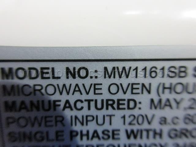 #2171651 - MICROWAVE ~ JY-12-106