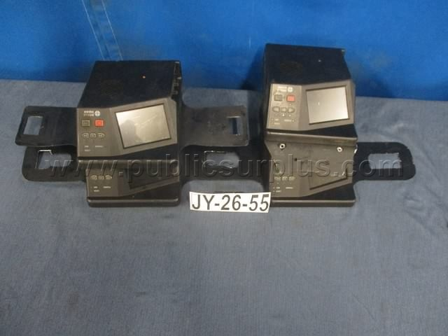 #2198595 - IN CAR MONITORS (4 TOTAL) ~ JY-26-55