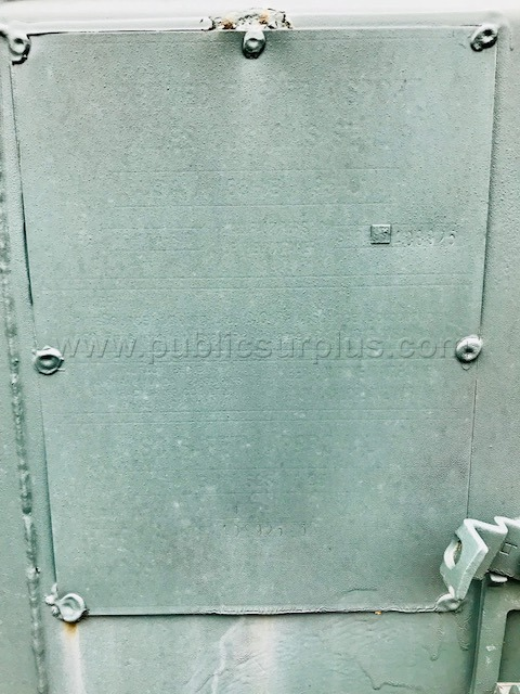 #2221392 - SHIPPING CONTAINER - U470762-001-001