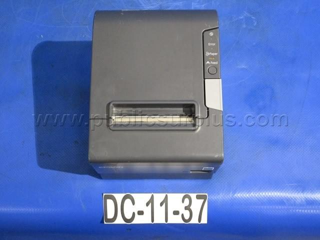 #2260116 - RECEIPT PRINTER ~ DC-11-37