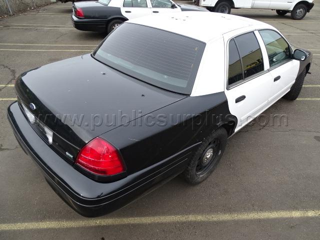 #2263219 - 2011 Ford Crown Victoria Police Interceptor