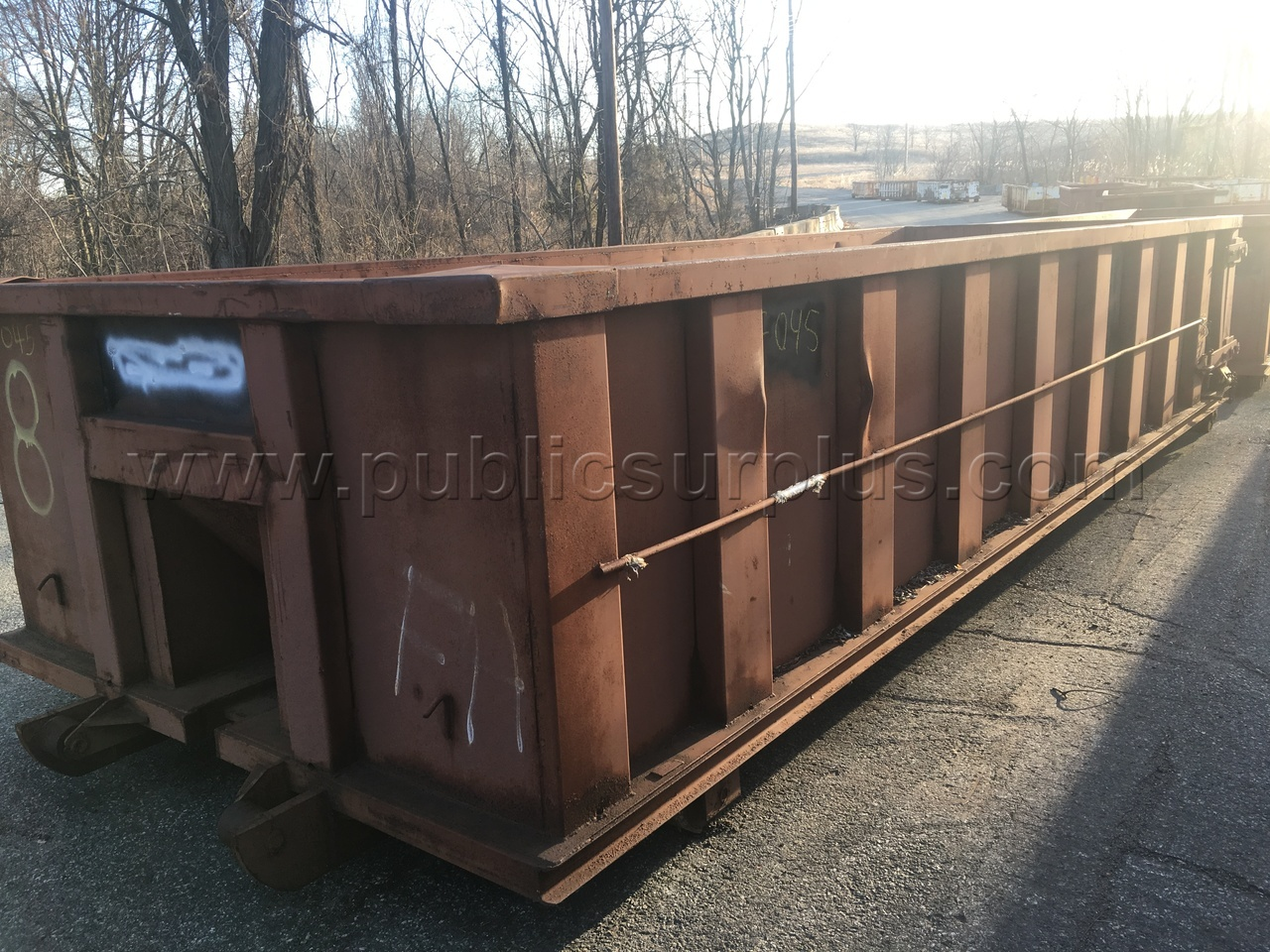 #2268837 - Containers, Roll-off, 20 yard, QTY: 20