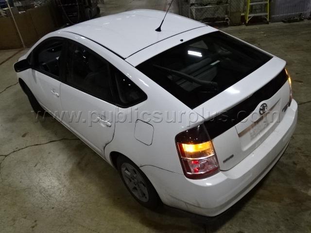 #2305063 - 2005 Toyota Prius 4-Door Liftback